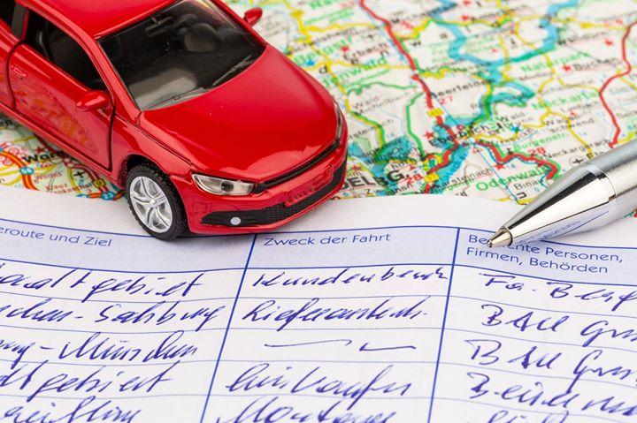 Immer aktuell: Das #Fahrtenbuch So führen Sie das Fahrtenbuch richtig und Finanzamt konform: Wichtig…